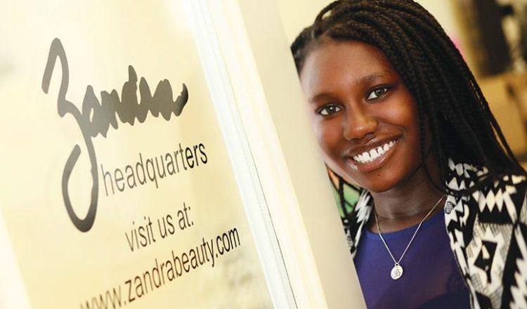 Zandra Cunningham, Founder, Zandra Beauty