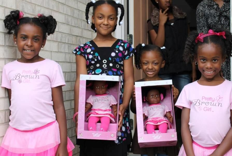 Pretty Brown Girls Seeks To Uplift 1,000 Girls in Flint, Michigan With Christmas Doll Drive