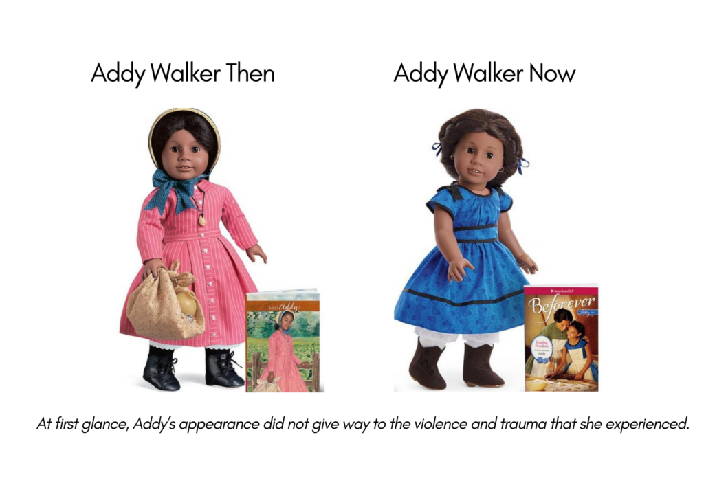 "Stop Selling ""Addy"", The 9-Year-Old Runaway Slave Doll"